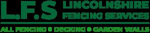 LFS Lincolnshire Fencing Services logo